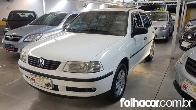 Volkswagen Gol 1.0 MI 16V (G3) - 99/00 - 11.500