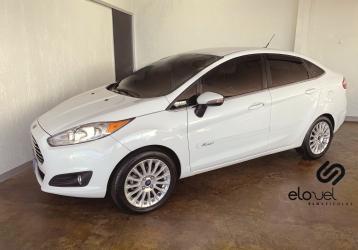 Fiesta Sedan New 1.6 Titanium PowerShift Plus (Aut)