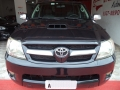 Toyota Hilux Cabine Dupla Hilux SRV 4X4 3.0 (cab dupla) (aut) - 08/08 - 74.900