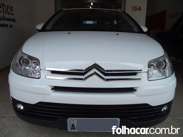 Citroen C4 Exclusive Sport 2.0 (aut) (flex) - 10/11 - 33.000