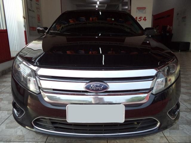 Excelence Automóveis - 2010 Ford Fusion 2 5 16V SEL Preto