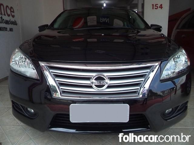 Nissan Sentra SL 2.0 16V CVT (flex) - 13/14 - 50.000