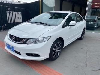 Civic 2.0 i-VTEC LXR (Aut) (Flex)