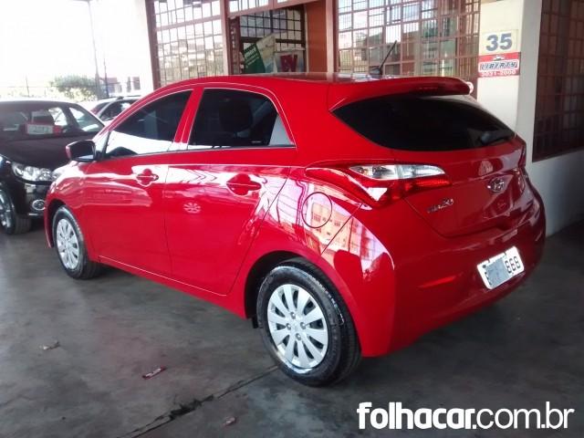 Hyundai HB20 1.6 Comfort Plus - 13/13 - 34.500