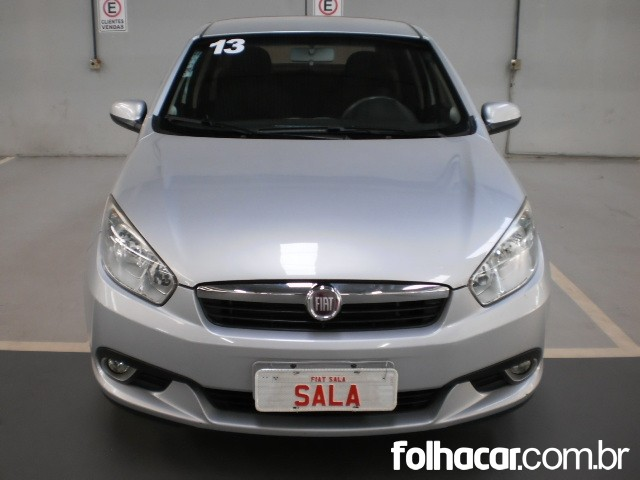 Fiat Grand Siena Attractive 1.4 8V (Flex) - 12/13 - 32.800