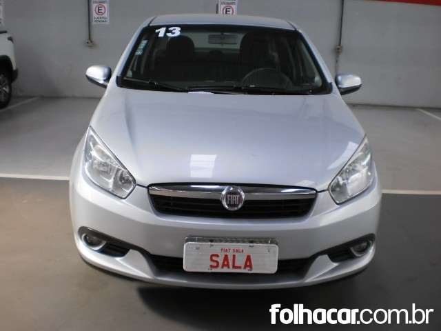 Fiat Grand Siena Attractive 1.4 8V (Flex) - 13/13 - 33.800