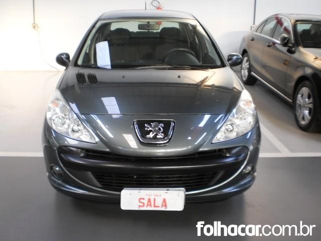 Peugeot 207 Sedan XR Sport 1.4 8V (flex) - 09/10 - 22.500
