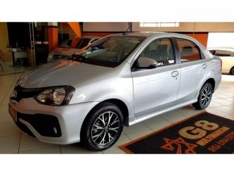 Etios Sedan Platinum 1.5 (Flex) (Aut)