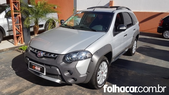 Fiat Palio Weekend Adventure 1.8 E.torQ (Flex) - 14/15 - 46.900