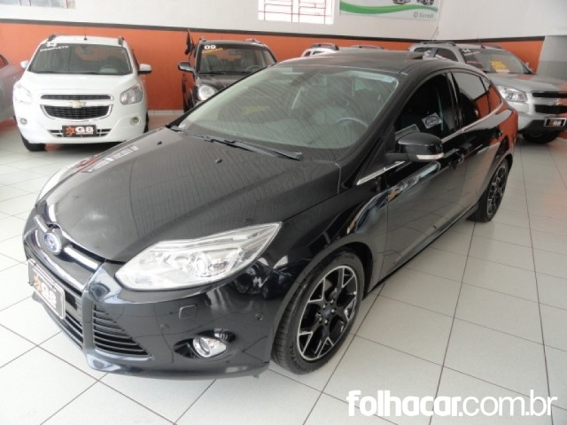 Ford Focus Sedan Titanium Plus 2.0 16V PowerShift (Aut) - 13/14 - 57.900