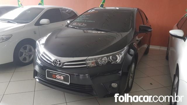 Toyota Corolla 2.0 Altis Multi-Drive S - 16/17 - 101.900