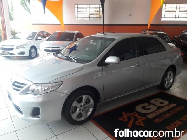 Toyota Corolla Sedan 1.8 Dual VVT-i GLI (aut) (flex) - 12/13 - 53.900