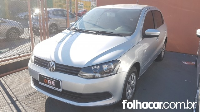 Volkswagen Gol 1.6 VHT City I-Motion (Flex) 4p - 15/15 - 38.900