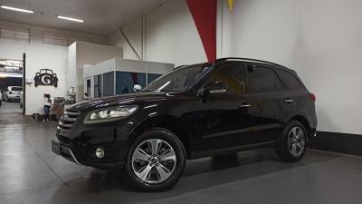 Santa Fe GLS 3.5 V6 4x4 5L (aut)