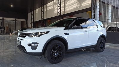 Discovery Sport 2.0 TD4 SE 4WD