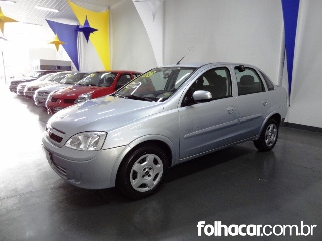 Chevrolet Corsa Sedan Premium 1.4 (flex) - 08 - 21.900