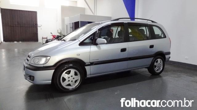 Chevrolet Zafira Elegance 2.0 (flex) (aut) - 07 - 27.900