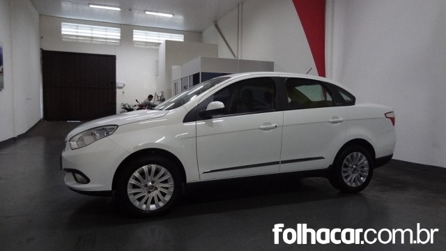 Fiat Grand Siena Essence 1.6 16V (Flex) - 14 - 36.900