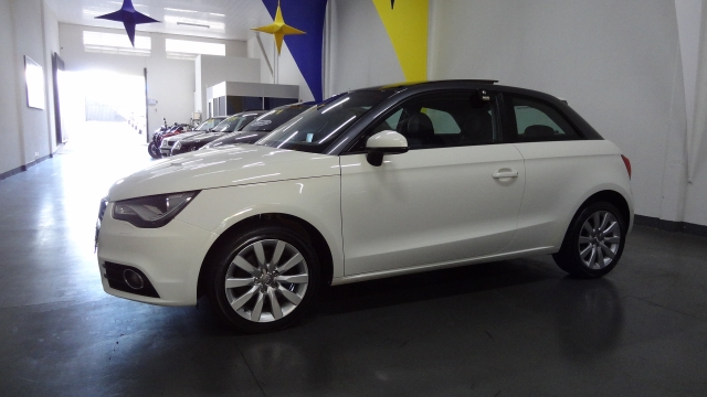 A1 1.4 TFSI S tronic Attraction
