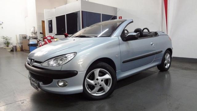 206 Cabriolet 1.6 16V