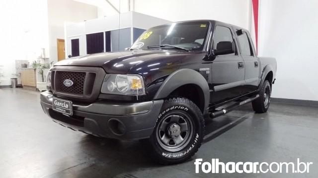 Ford Ranger (Cabine Dupla) Ranger XLS 4x2 2.3 16V (Cab Dupla) - 08 - 34.900