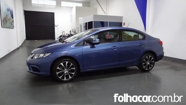 Honda Civic LXR 2.0 i-VTEC (Flex) (Aut) - 15 - 64.900