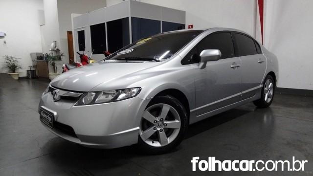 Honda Civic New LXS 1.8 - 07/07 - 32.900
