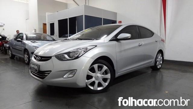 Hyundai Elantra Sedan 1.8 GLS (aut) - 11/12 - 49.900