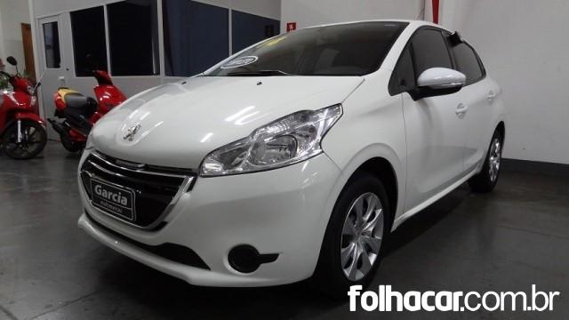 Peugeot 208 1.5 8V Active (Flex) - 14 - 35.900