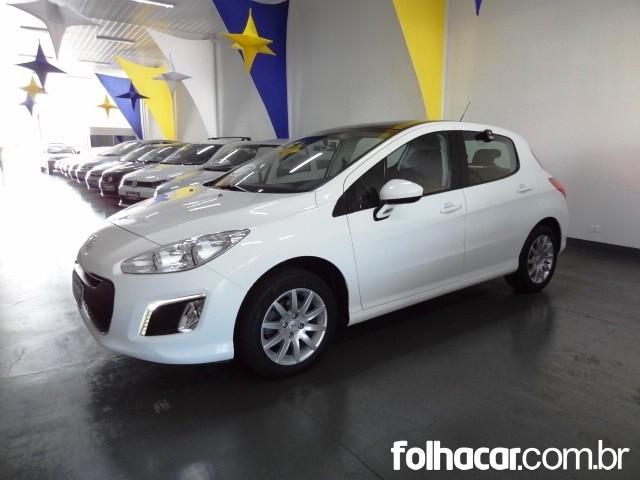 Peugeot 308 Active 1.6 16v (Flex) - 15 - 49.900