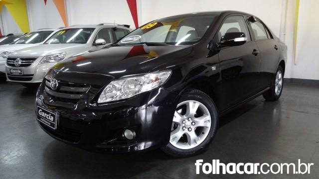 Toyota Corolla Sedan XEi 1.8 16V (flex) (aut) - 09 - 43.900