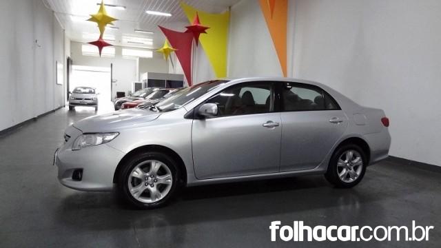 Toyota Corolla Sedan XEi 1.8 16V (flex) (aut) - 10 - 47.900