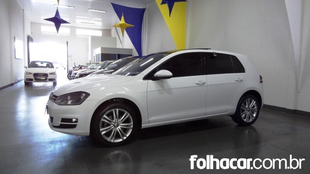Volkswagen Golf 1.4 TSi Highline Tiptronic (Flex) - 15 - 81.900