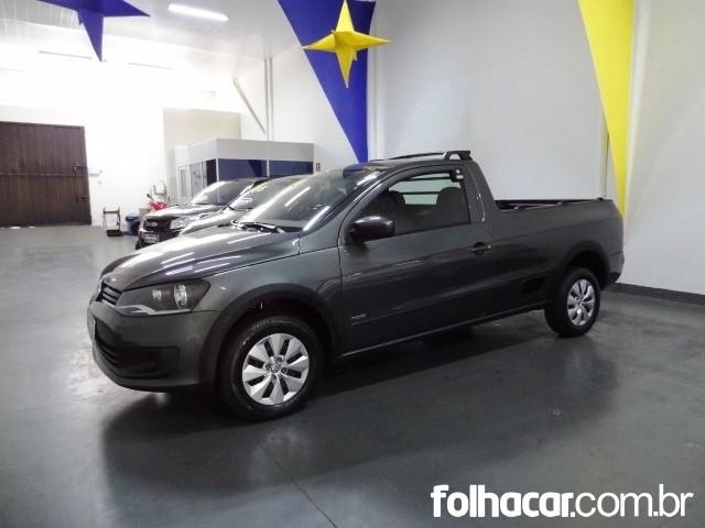 Volkswagen Saveiro 1.6 (flex) - 14 - 32.900