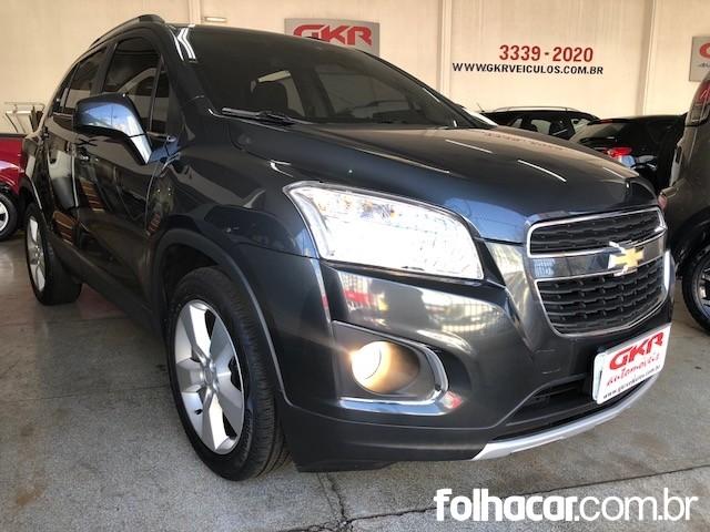 Chevrolet Tracker LTZ 1.8 16v (Flex) (Aut) - 13/14 - 64.000