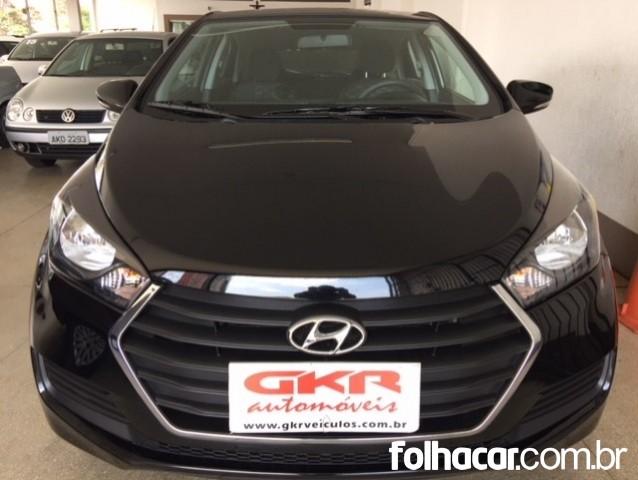 Hyundai HB20 1.6 Comfort Plus - 16/17 - 47.000
