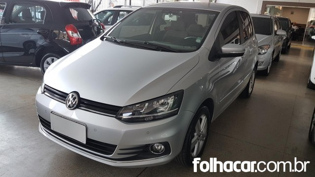 Volkswagen Fox Highline 1.6 16v MSI (Flex) - 14/15 - 42.000