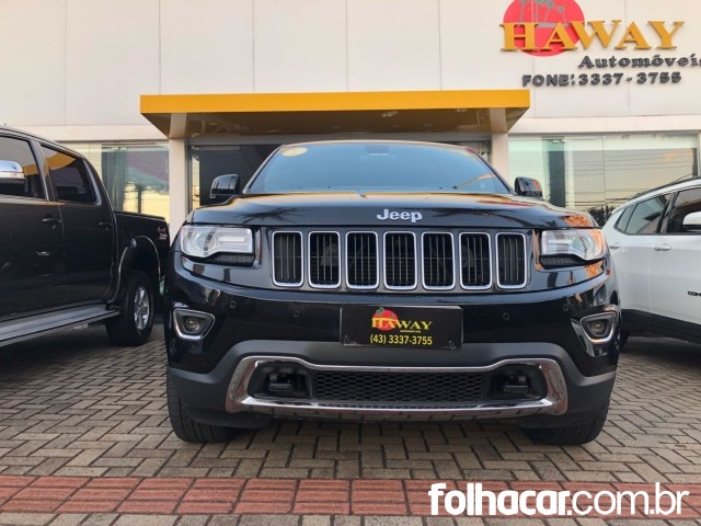 Jeep Grand Cherokee 3.0 V6 CRD Limited 4WD - 15/15 - 199.000