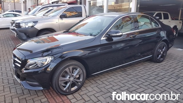 Mercedes Benz Classe C C 180 Avantgarde 1.6 - 15/15 - 111.900