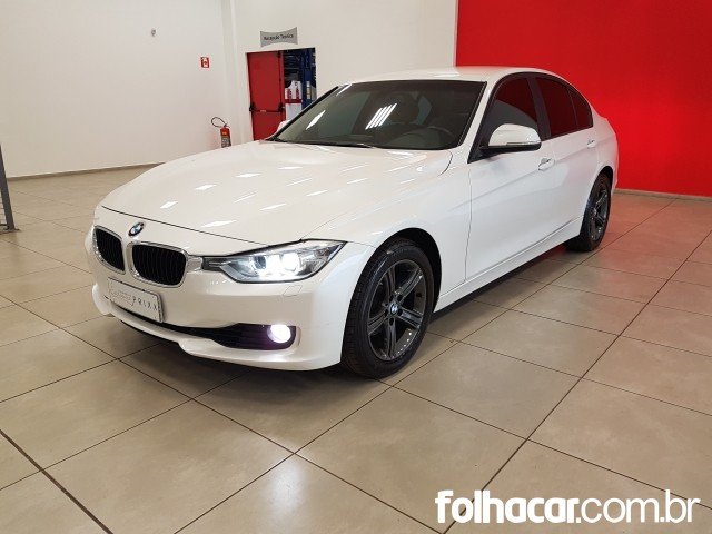BMW Serie 3 320i 2.0 ActiveFlex - 14/15 - 104.900