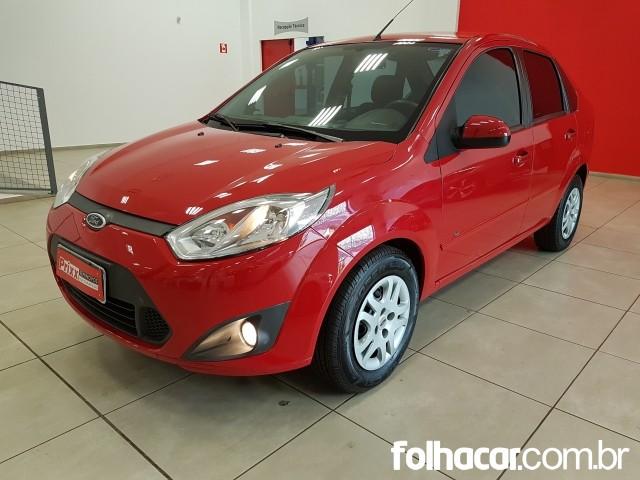 Ford Fiesta Sedan 1.6 Rocam (flex) - 13/14 - 23.000