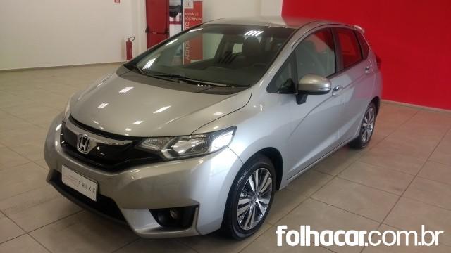 Honda Fit 1.5 16v EXL CVT (Flex) - 16/17 - 75.900
