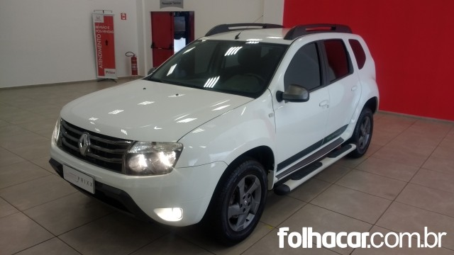 Renault Duster 2.0 16V Tech Road II (Aut) (Flex) - 13/14 - 49.900