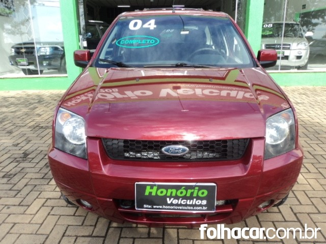 Ford Ecosport XLT 1.6 8V - 03/04 - 23.500