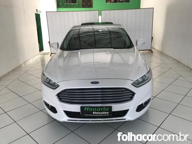 Ford Fusion 2.0 16V GTDi Titanium (Aut) - 13 - 77.900