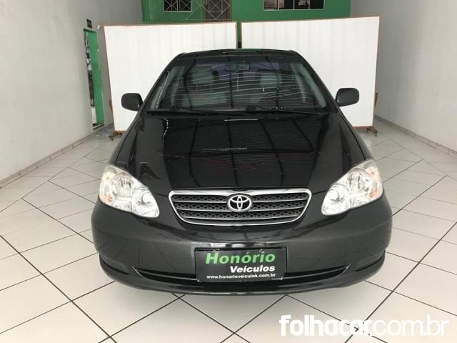 Toyota Corolla Sedan XEi 1.8 16V (flex) - 08 - 32.900