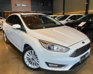 Focus Sedan Titanium Plus 2.0 PowerShift