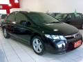 Honda Civic New LXS 1.8 16V (aut) (flex) - 08/08 - 40.900
