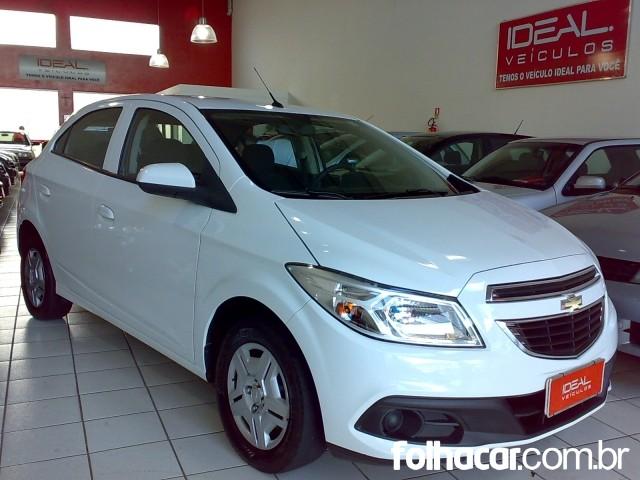 Chevrolet Onix 1.0 LT - 12/13 - 32.900