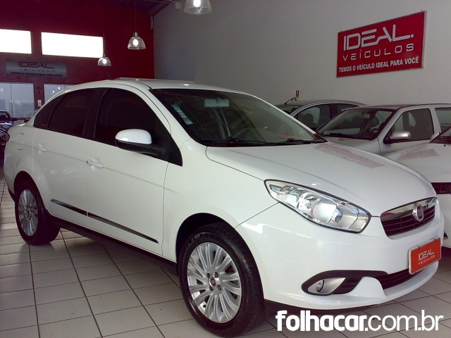 Fiat Grand Siena Essence 1.6 16V (Flex) - 13/14 - 35.900